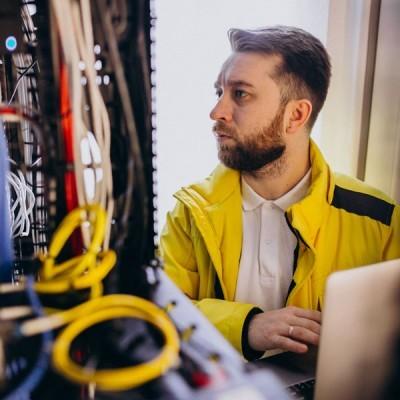 Техническое обслуживание локально-вычислительных сетей