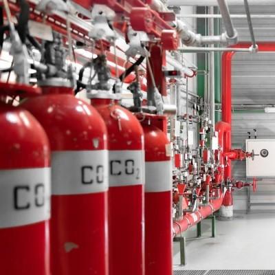 Наладка систем пожаротушения