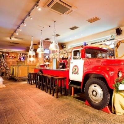 Установка пожарной сигнализации для кафе и ресторана