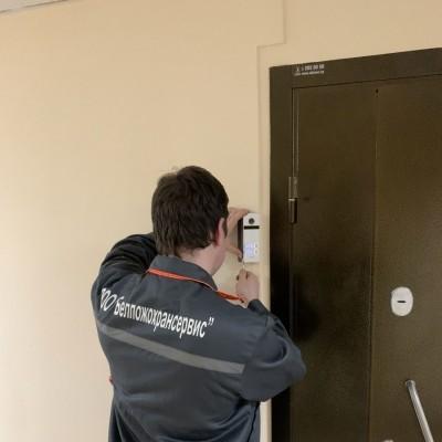Наладка систем контроля доступа